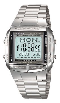 Casio DB-360-1A horloge