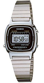 Casio LA-670WA-1 horloge