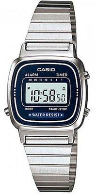 Casio LA-670WA-2 horloge