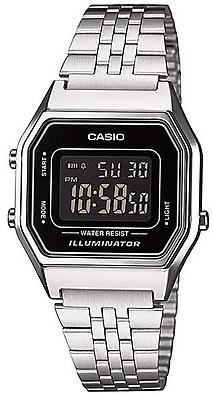 Casio LA-680WA-1B horloge