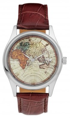 CHPO Pop Vintage World horloge