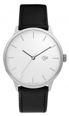 CHPO Khorshid silver horloge