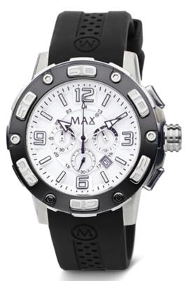 MAX Limitless Black/White horloge