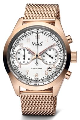 MAX ChronoMax Gold/Silver horloge
