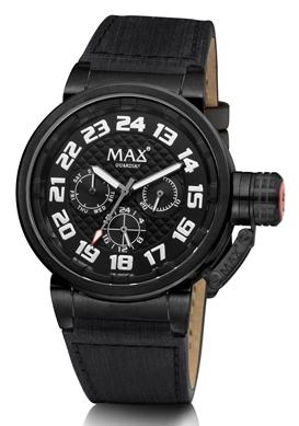 MAX Guardian Black horloge