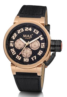 MAX Guardian Gold Black horloge