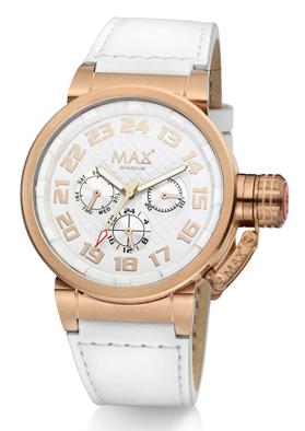 MAX Guardian White horloge