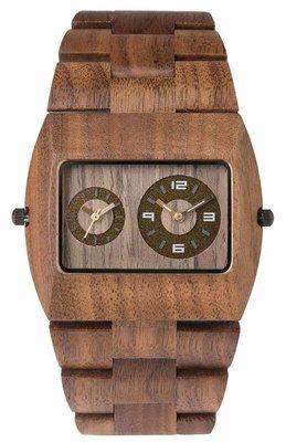 WeWOOD Jupiter Nut horloge