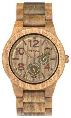 WeWOOD Kardo Army horloge