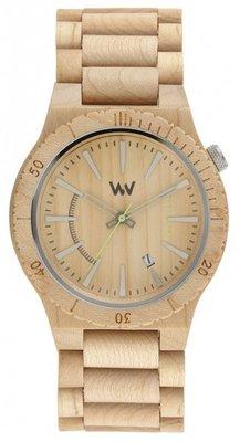 WeWOOD Assunt Beige horloge