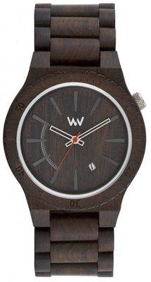 WeWOOD Assunt Chocolate horloge