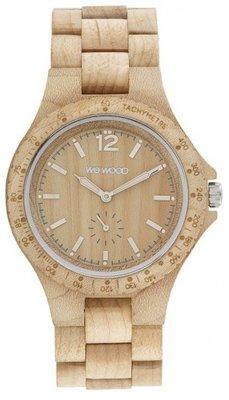 WeWOOD Siko Beige horloge