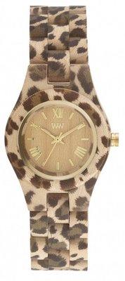 WeWOOD Criss Leo Beige horloge