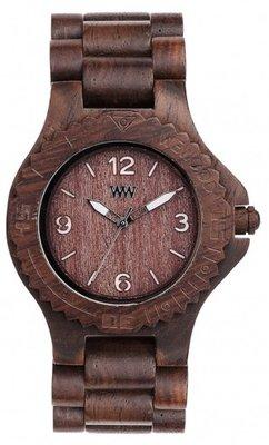 WeWOOD Kale Choco White horloge