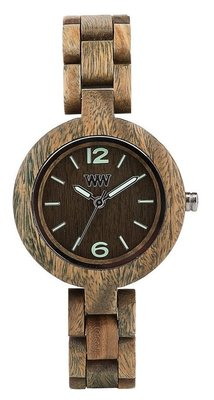 WeWOOD Mimosa Army horloge