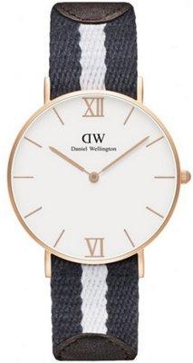 Daniel Wellington Grace Glasgow Gold 36 mm horloge