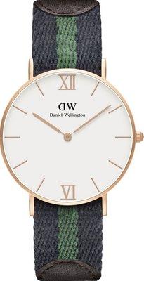 Daniel Wellington Grace Warwick Gold 36 mm horloge