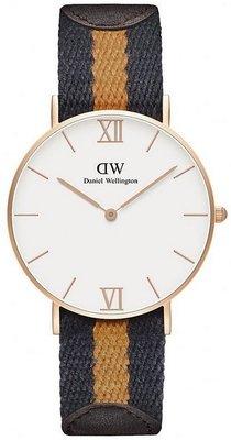 Daniel Wellington Grace Selwyn Gold 36 mm horloge