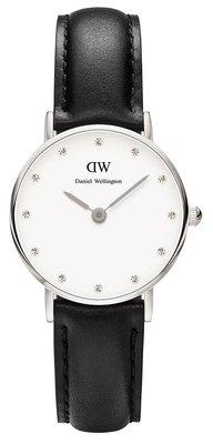 Daniel Wellington Classy Sheffield Silver 26 mm horloge