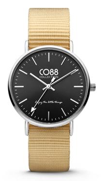 CO88 Nato Black sand horloge