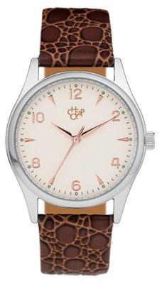 CHPO Rodger Silver horloge