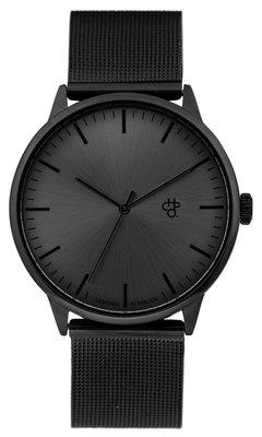 CHPO Nando black horloge