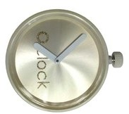 O clock klokje limited white