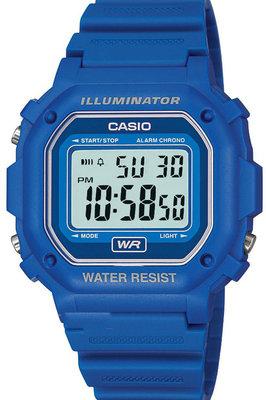 Casio F-108WH-2A horloge