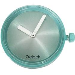 O clock klokje metal fade peppermint