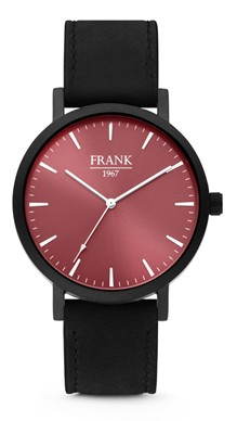 Frank 1967 Red Dragon horloge