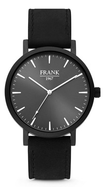 Frank 1967 Black Out horloge