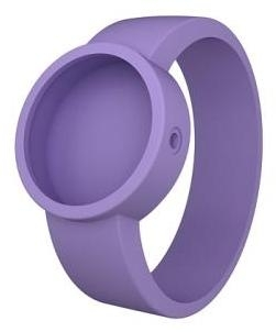 O clock bandje blue lilac large
