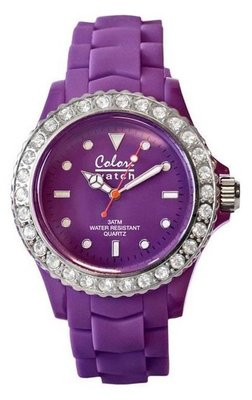 Colori Watch Crystal Purple