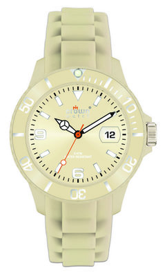 Crown Watch Beige 48mm