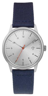 CHPO Rawiya Classic silver horloge