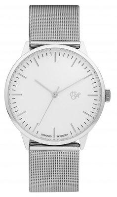 CHPO Nando silver horloge