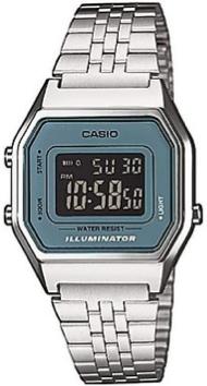 Casio LA-680WA-2B horloge