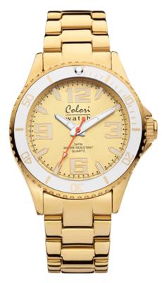 Colori Watch Pure Metal White Gold