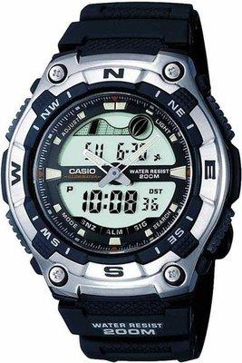 Casio AQW-100-1AVEF horloge