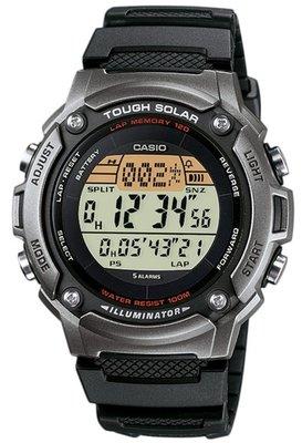 Casio W-S200H-1AVDF horloge