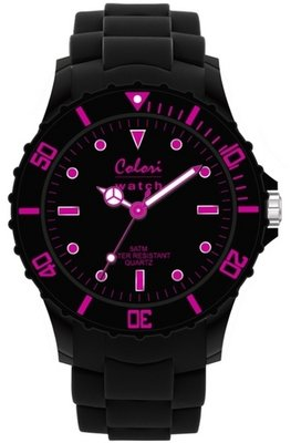 Colori Watch Neon Nights Pink