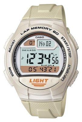 Casio W-734-7AVDF horloge