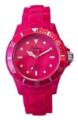 Colori Watch Classic Pink
