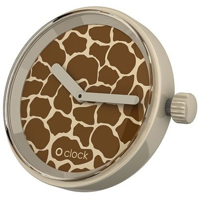O clock klokje Safari Giraffe
