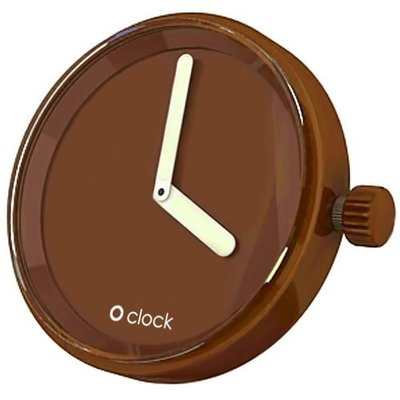 O clock klokje chocolate
