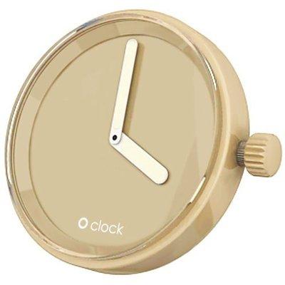 O clock klokje dove