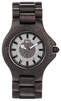 WeWOOD Sargas Black horloge