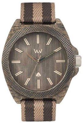 WeWOOD Phoenix Phoenix 46 Wenge Earth horloge