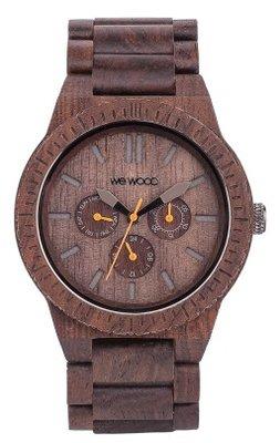 WeWOOD Kappa Chocolate horloge