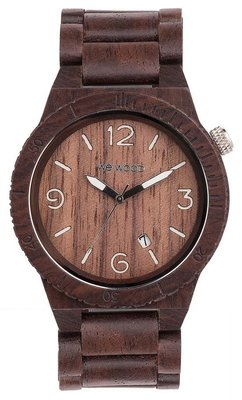 WeWOOD Alpha Chocolate horloge